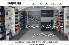 BAR-KOD SHOP PARFIMERIJE