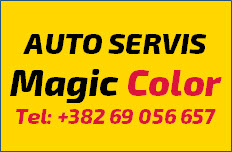 MAGIC COLOR PODGORICA